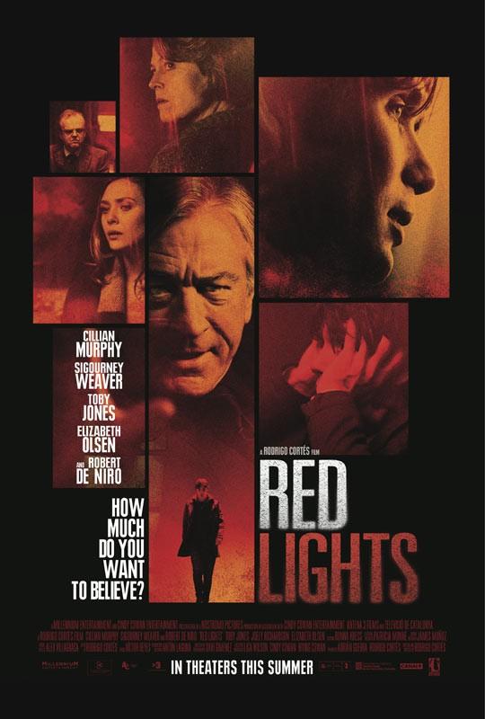 Red Lights: ecco la nuova locandina