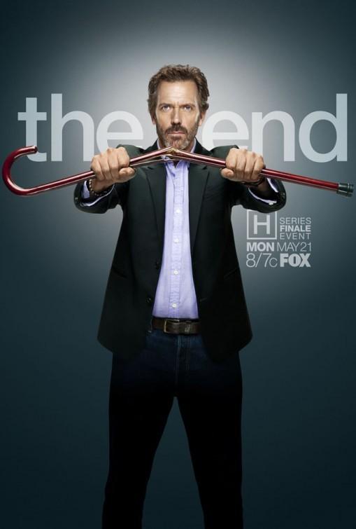 Dr House: un poster per il finale della serie