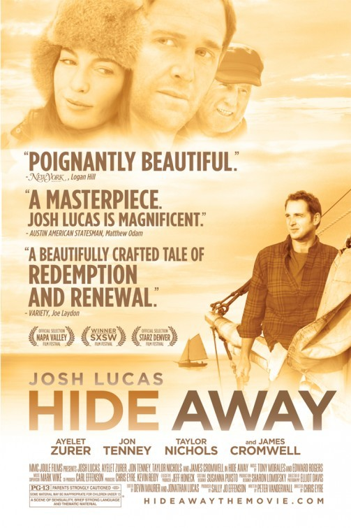 Hide Away: la locandina del film