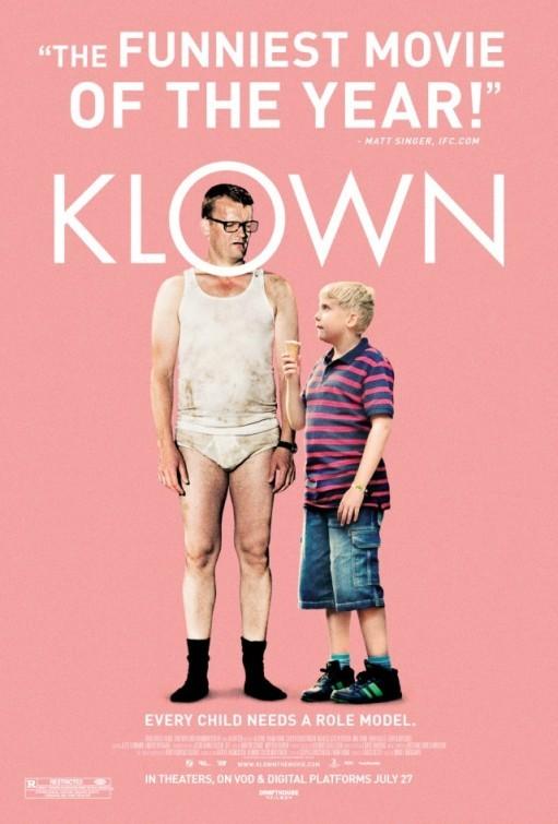 Klovn: The Movie: poster USA
