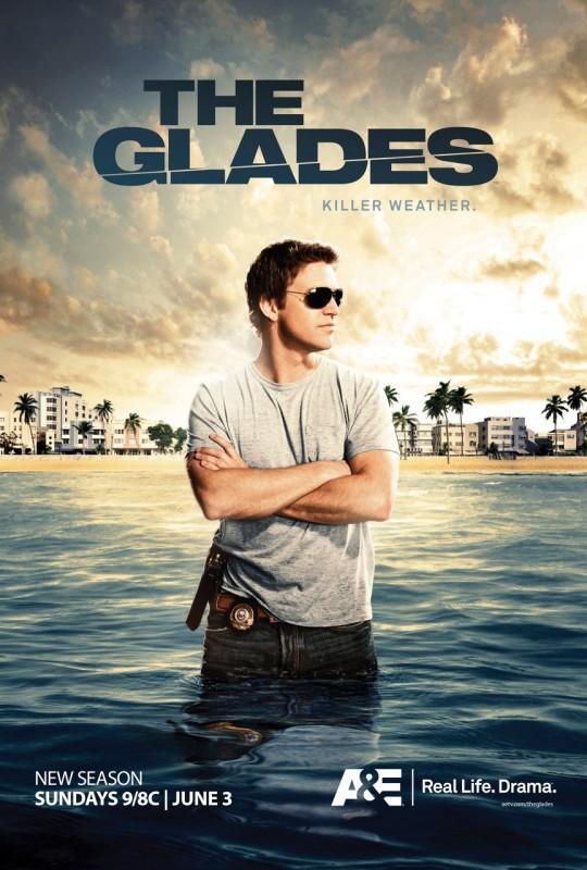 The Glades: un poster della stagione 3