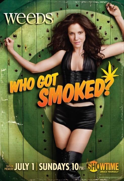 Weeds: un poster della stagione 8