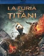 La copertina di La furia dei Titani (blu-ray)
