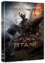 La copertina di La furia dei Titani (dvd)