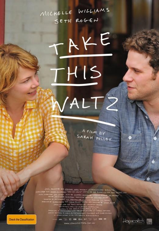 Take This Waltz: nuovo poster USA