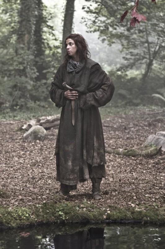 Game of Thrones: Natalia Tena nell'episodio Valar Morghulis
