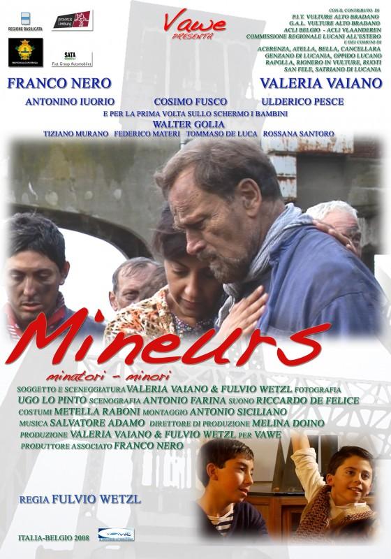 Mineurs: locandina italiana