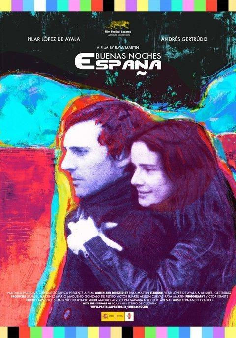 Buenas noches, España: la locandina del film