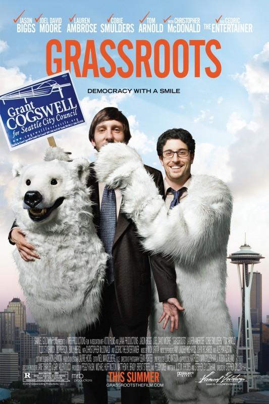 Grassroots: la locandina del film