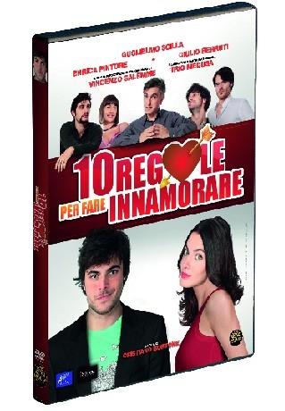 La copertina di 10 regole per fare innamorare (dvd)