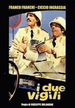 La copertina di I due vigili (dvd)