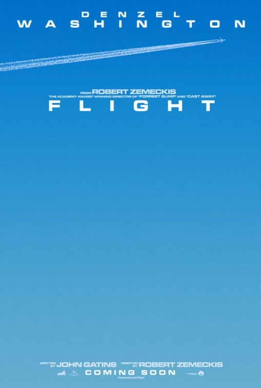 Flight: la locandina del film