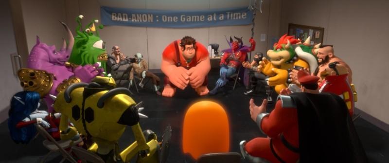 Ralph Spaccatutto: una scena tratta dal film d'animazione diretto da Rich Moore