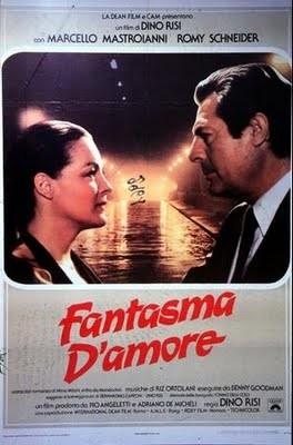 Fantasma d'amore: la locandina italiana