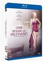 La copertina di Come sposare un milionario (blu-ray)