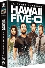 La copertina di Hawaii Five-0 - Stagione 1 (dvd)