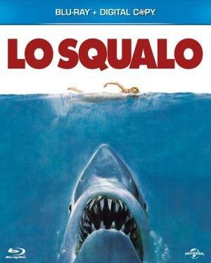 La copertina di Lo squalo (blu-ray)