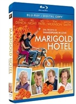 La copertina di Marigold Hotel (blu-ray)