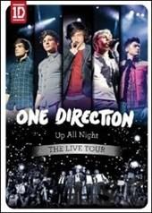 La copertina di One Direction - Up All Night - The Live Tour (dvd)