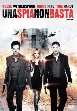 La copertina di Una spia non basta (dvd)