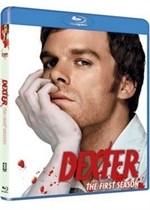 La copertina di Dexter - Stagione 1 (blu-ray)