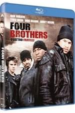 La copertina di Four Brothers (blu-ray)