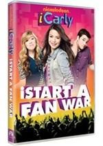 La copertina di iCarly - La battaglia dei Fan (dvd)
