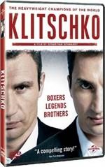 La copertina di Klitschko (dvd)