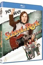 La copertina di School of rock (blu-ray)