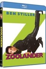 La copertina di Zoolander (blu-ray)