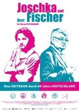 Joschka and Sir Fischer: la locandina del film
