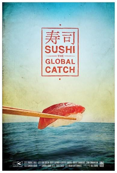 Sushi: The Global Catch: la locandina del film