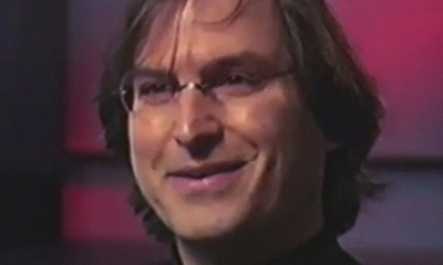Steve Jobs: The Lost Interview: una immagine del film