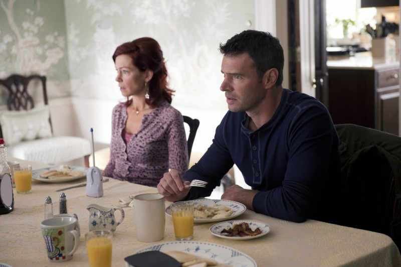 True Blood: Carrie Preston e Scott Foley nell'episodio Turn! Turn! Turn!