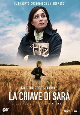 La copertina di La chiave di Sara (dvd)