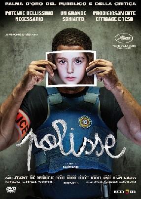 La copertina di Polisse (dvd)