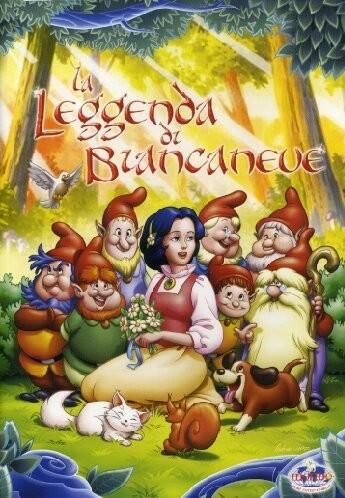 La locandina di La leggenda di Biancaneve