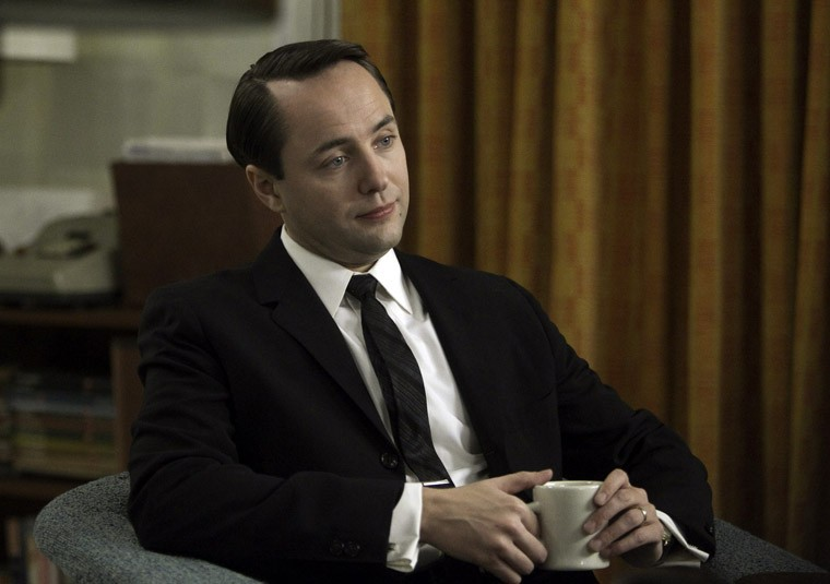Vincent Kartheiser nell'episodio The Other Woman della quinta stagione di Mad Men