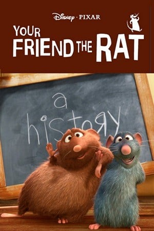 Il tuo amico topo: la locandina del film