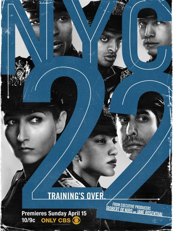 La locandina di NYC 22