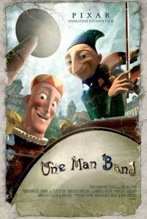One Man Band: la locandina del film