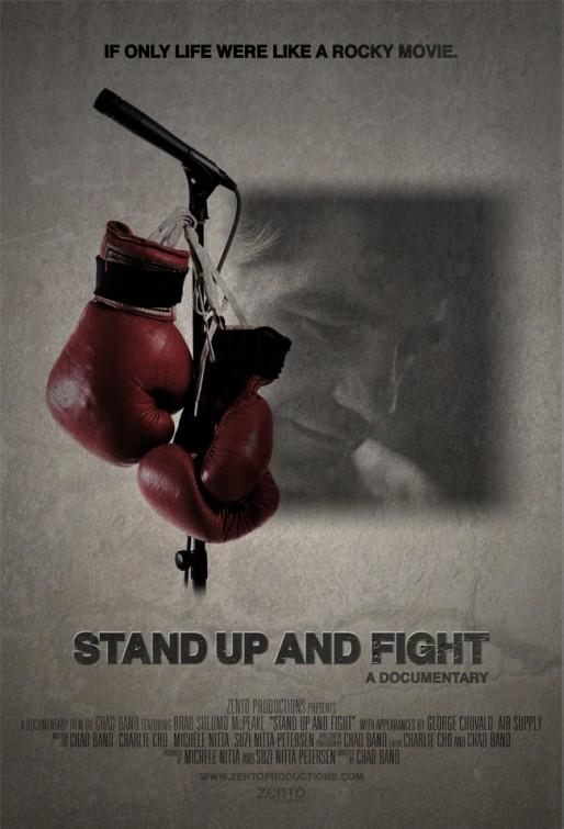 Stand Up and Fight: la locandina del film