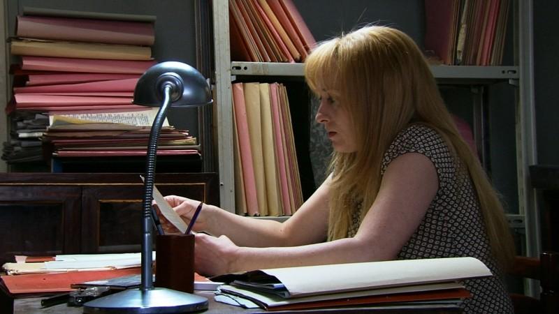Venti Anni: Lea Gramsdorff in una scena del film