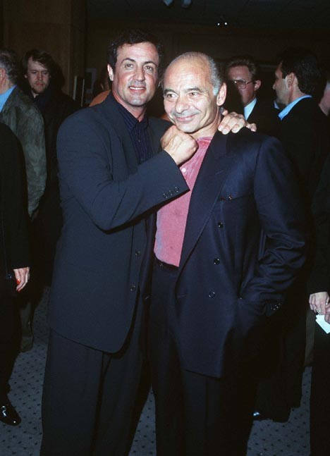 Burt Young con Sylvester Stallone: 243285 - Movieplayer.it