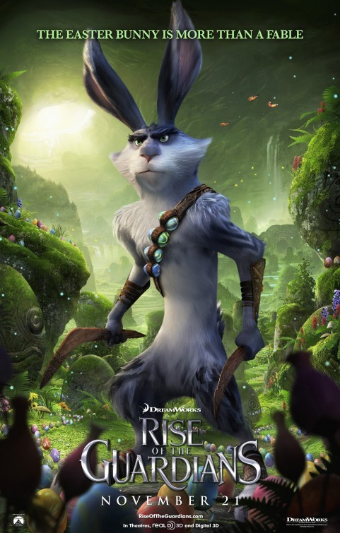 Rise of the Guardians: Character Poster 4 - Easter Bunny