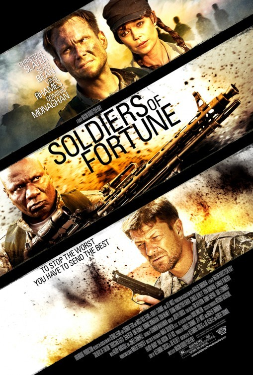 Soldiers of Fortune: la locandina del film