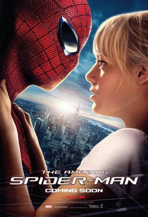 The Amazing Spider-Man: poster internazionale 4