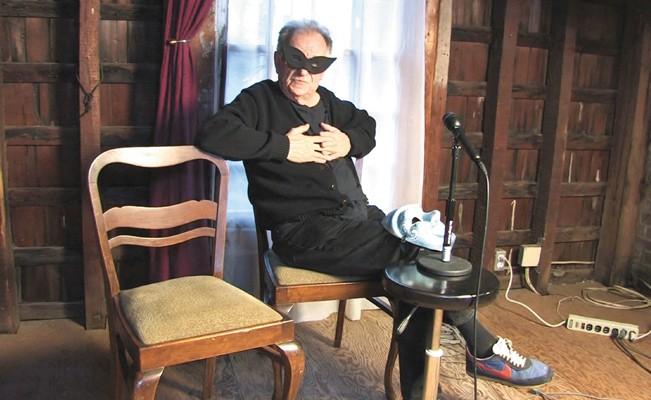 Bert Stern in una immagine di Original Madman, documentario a lui dedicato.