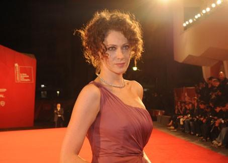 l'attrice Kseniya Rappoport