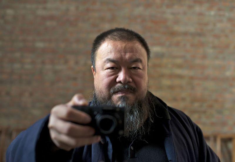 Ai Weiwei: Never Sorry: una scena dal film